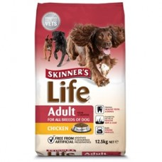 Skinners Life Chicken Adult Dog Food 12.5kg