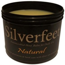 Silverfeet Antimicrobial Hoof Balm Natural,Black,Pink,Blue 400ml
