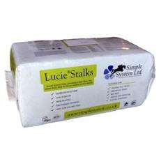 Simple System Lucie Stalks Lucerne Chop 15kg