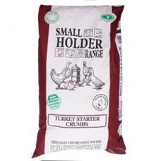 Allen & Page Small Holder Range Turkey Starter Crumbs 20kg
