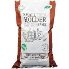 Allen & Page Small Holder Range Ornamental Poultry Pellets 20kg