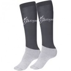 LeMieux Competition Sock Slate Grey (Twin Pack)