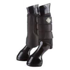 LeMieux Carbon mesh Wrap boot