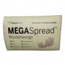 MEGASpread Shavings (£9.10 per bale if you order 24 bales)