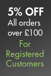 5% Off for Registered Customers