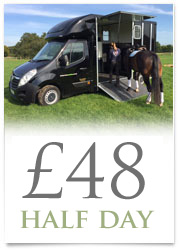 Horsebox Hire