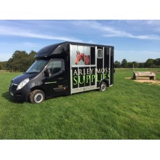 Horsebox Self Drive Hire