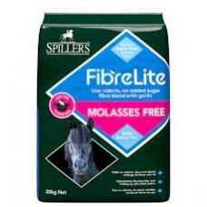 Spillers Fibre Lite Molasses Free 20kg