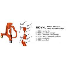 Yard Hydrant Links Repair Kit