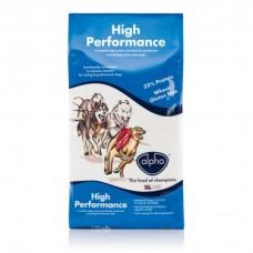 Alpha High Performance Dog Food 15kg
