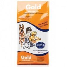 Alpha Gold Moist Muesli 15kg