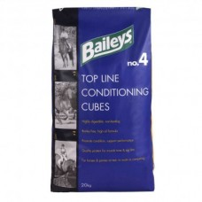 Baileys No.4 Top Line Conditioning Cubes 20 kg