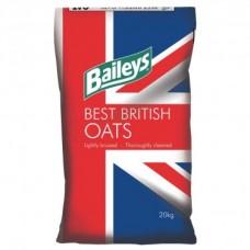 Baileys Best British Bruised Oats 20 kg