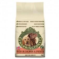 Harringtons Salmon & Potato Dog Food 12kg